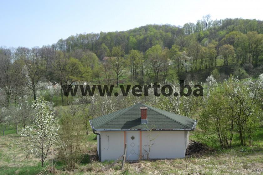 ZEMLJIŠTE POVRŠINE 3941 m2, SLAVINOVIĆI, TUZLA