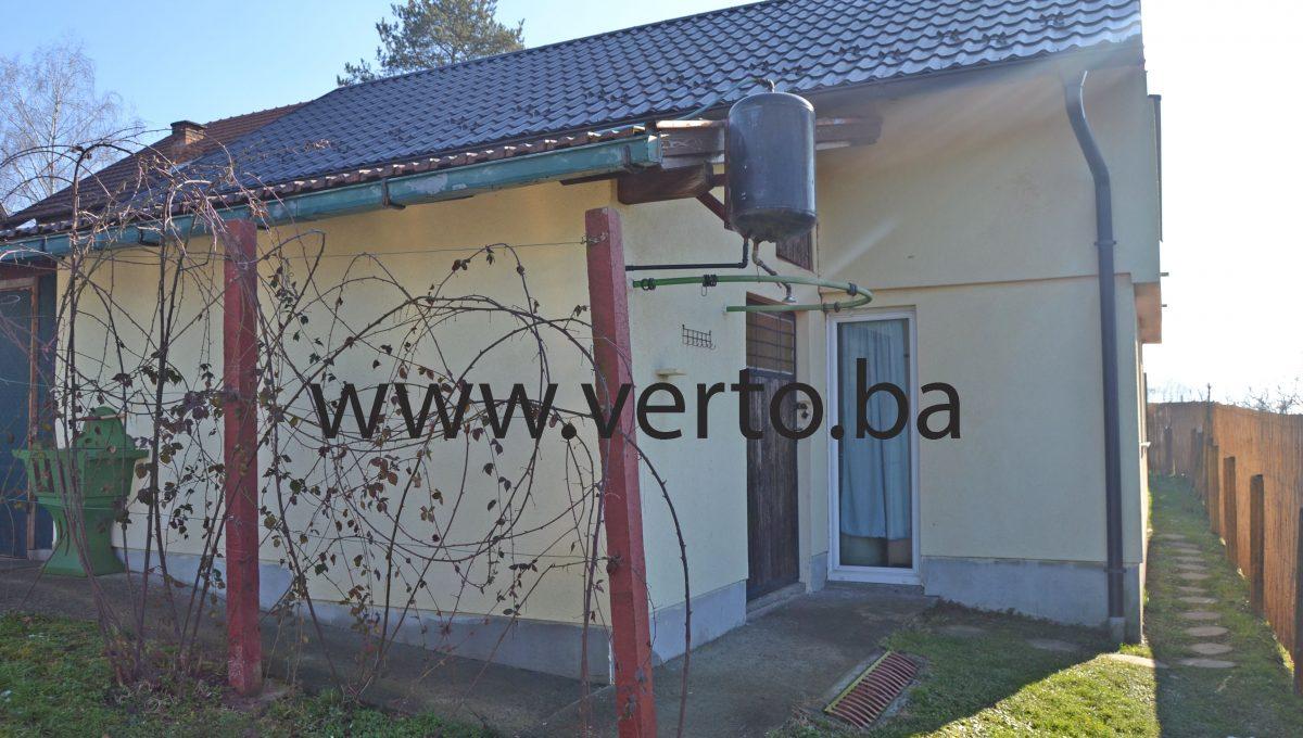 Vikendica - prodaja - Kiseljak - Tuzla - Jezero Modrac - nekretnine