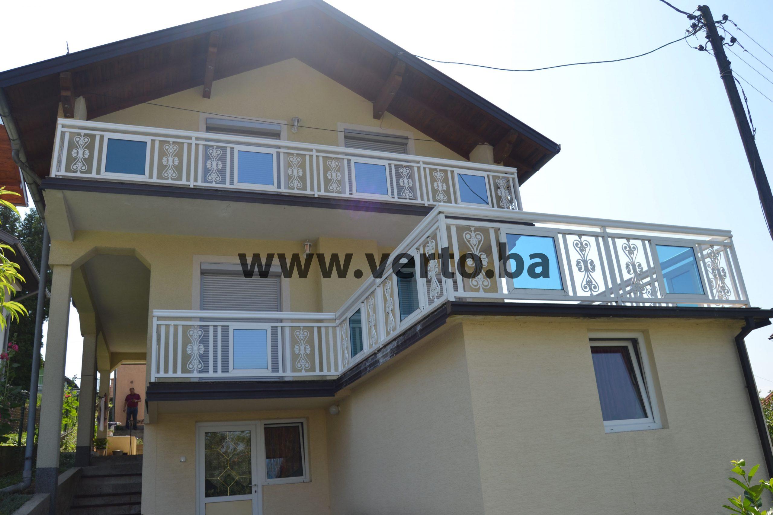 Kuca 120 m2, na parceli od 1000 m2, Kiseljak, Tuzla