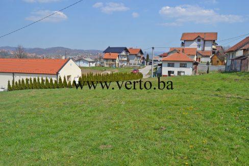 zemljiste tuzla - miladije - vilusici - parcela - nekretnine - gradjevinsko zemljiste