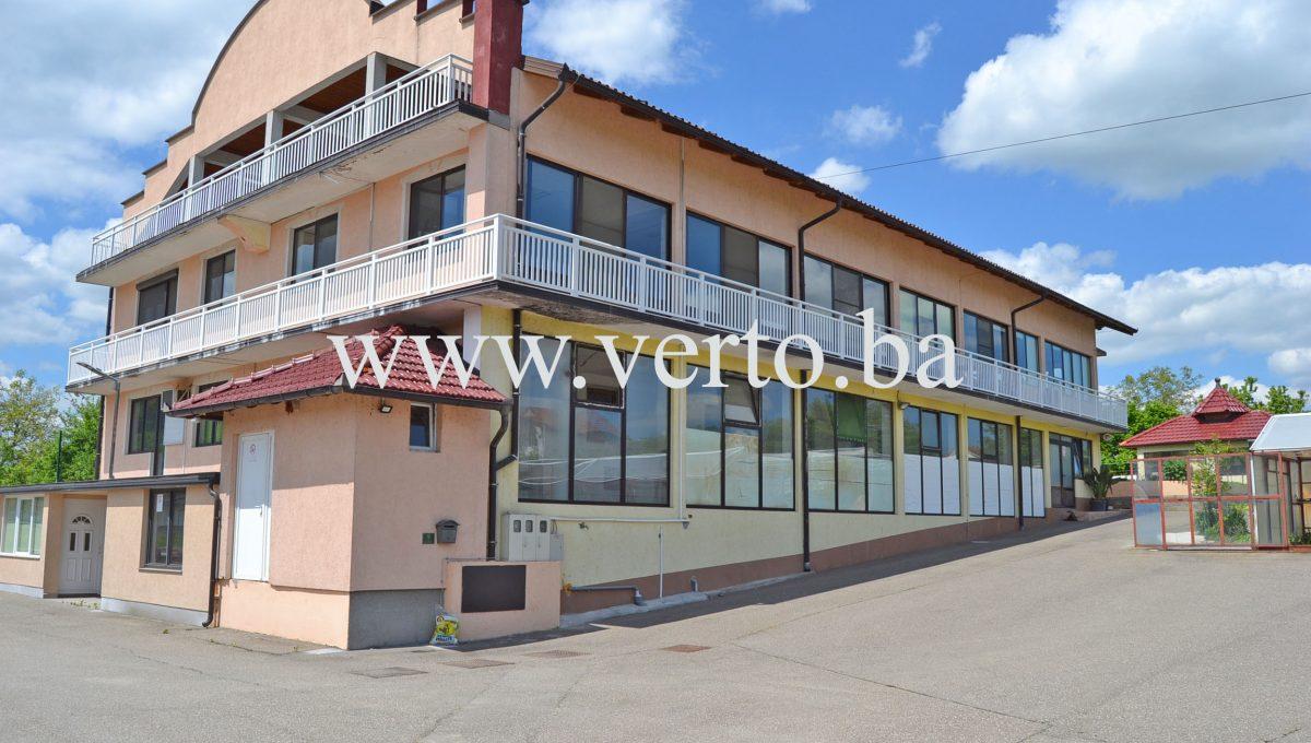 hala celic - ratkovici - stambeno poslovni objekat - prodaja - nekretnine - real estate - verto