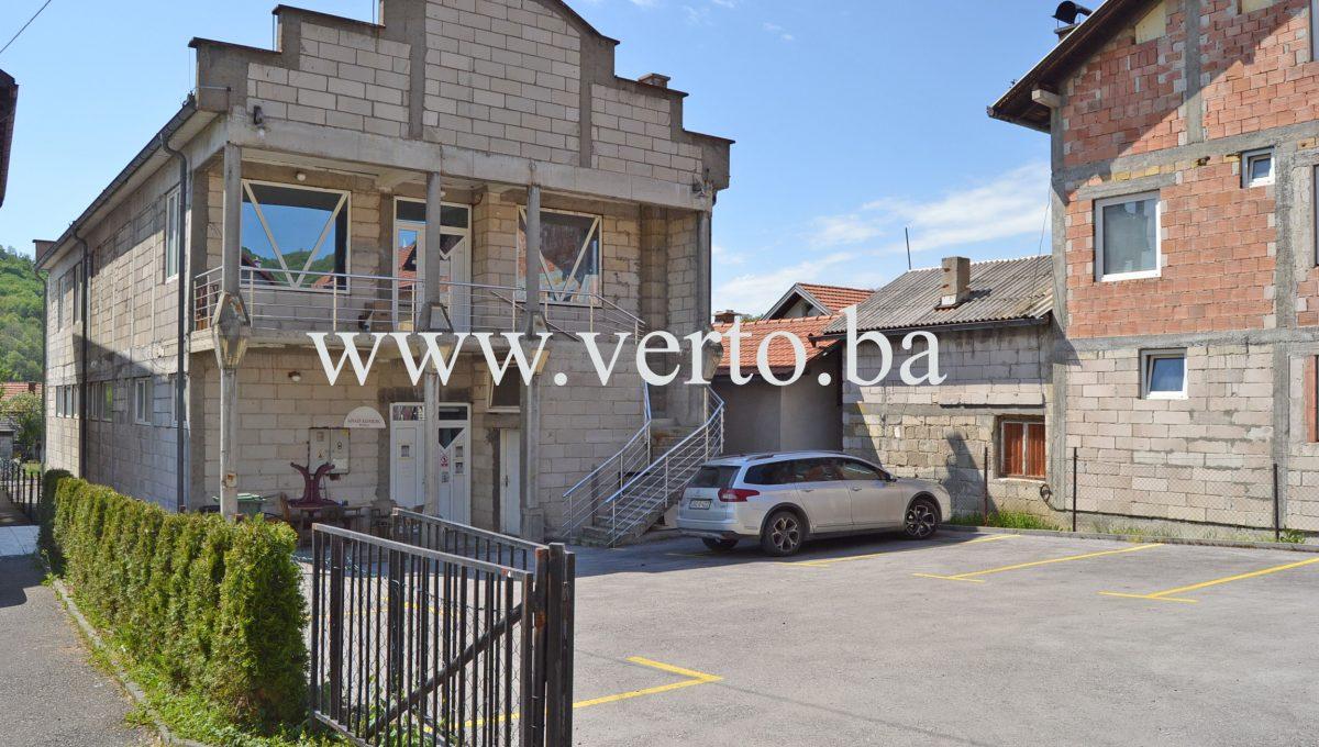 hala tuzla - poslovni prostor - prodaja - solina - nekretnine - real estate - office