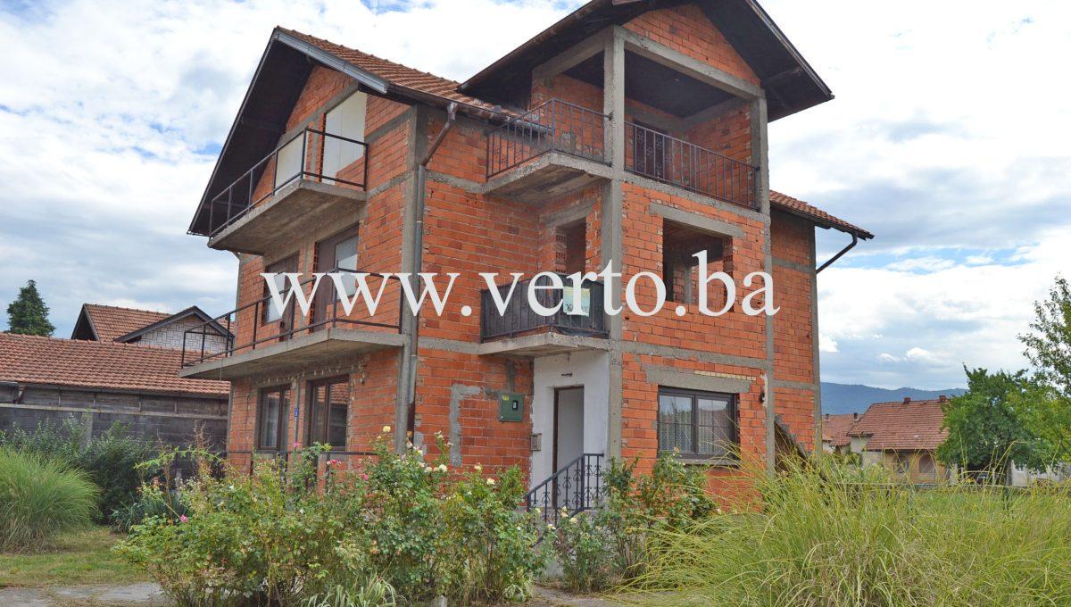 kuca zivinice - prodaja - litve - nekretnine - verto - real estate - home