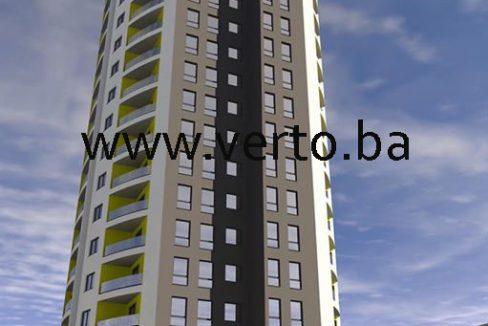 novogradnja - stan tuzla - prodaja - centar - stupine - tuzla tower - nekretnine